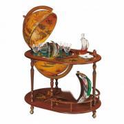 61 Глобус-бар со столиком,д.50 см, 68х92х98h