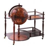 "Глобус-бар со столиком Tre Esse ""Барон Ван Свитен"", сфера 42см"