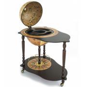 "U.030 Глобус-бар со столиком ""Микеланджело"", d.40"